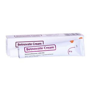 Betnovate Cream 30 g - Betamethasone valerate - GlaxoSmithKline, Turkey