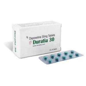 Duratia 30 mg  - Dapoxetine - Fortune Health Care