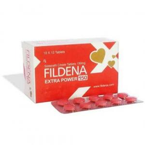 Fildena Extra Power 150 mg  - Sildenafil Citrate - Fortune Health Care