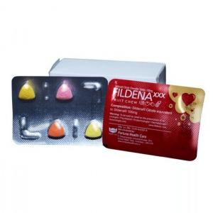Fildena XXX 100 mg  - Sildenafil Citrate - Fortune Health Care