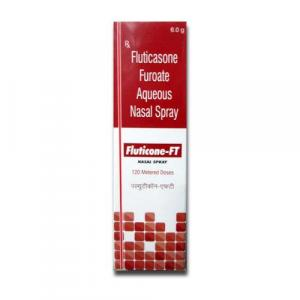 Fluticone FT Nasal Spray 6 g 120 MD - Fluticasone Furoate - German Remedies