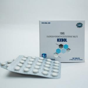 Icebol - 4-Chlorodehydromethyltestosterone - Ice Pharmaceuticals