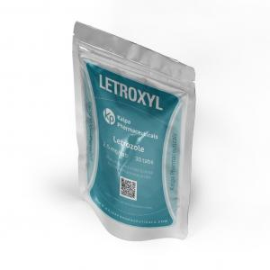 Letroxyl - Letrozole - Kalpa Pharmaceuticals LTD, India