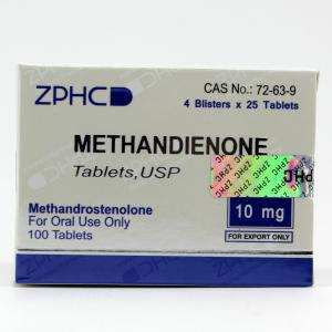 Methandienone (ZPHC) - Methandienone - ZPHC
