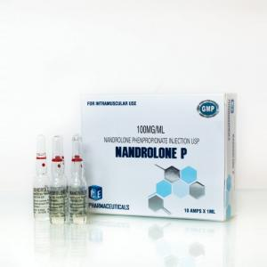 Nandrolone P - Nandrolone Phenylpropionate - Ice Pharmaceuticals