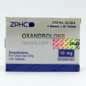 Oxandrolone (ZPHC) - Oxandrolone - ZPHC