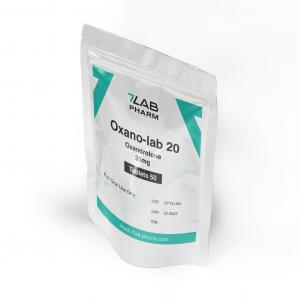 Oxano-Lab 20 - Oxandrolone - 7Lab Pharma, Switzerland