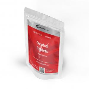 Oxydrol Tablets - Oxymetholone - British Dragon Pharmaceuticals