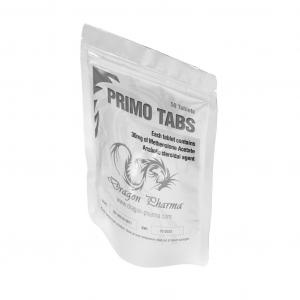 Primo Tabs - Methenolone Enanthate - Dragon Pharma, Europe