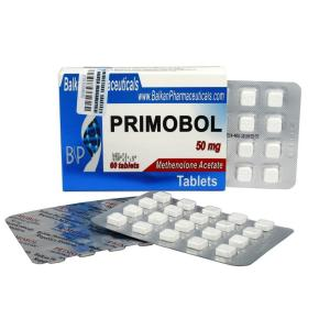 Primobol Tablets - Methenolone Acetate - Balkan Pharmaceuticals