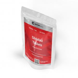 Sildabol Tablets - Sildenafil Citrate - British Dragon Pharmaceuticals