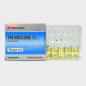 SP Trenbolone 75 1ml - Trenbolone Acetate - SP Laboratories