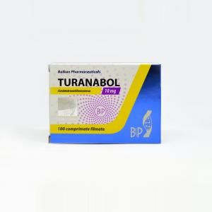 Turanabol - 4-Chlorodehydromethyltestosterone - Balkan Pharmaceuticals
